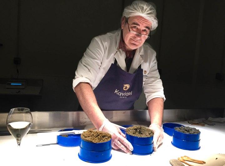 Manufacture Kaviari - Bruno Master of Caviar - Mademoiselle Travel.jpg
