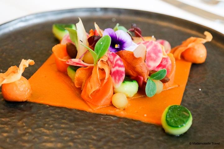 chateau-du-boisiniard-plat-vegetarien-gastronomie-vegetarienne-chef-valentin-morice