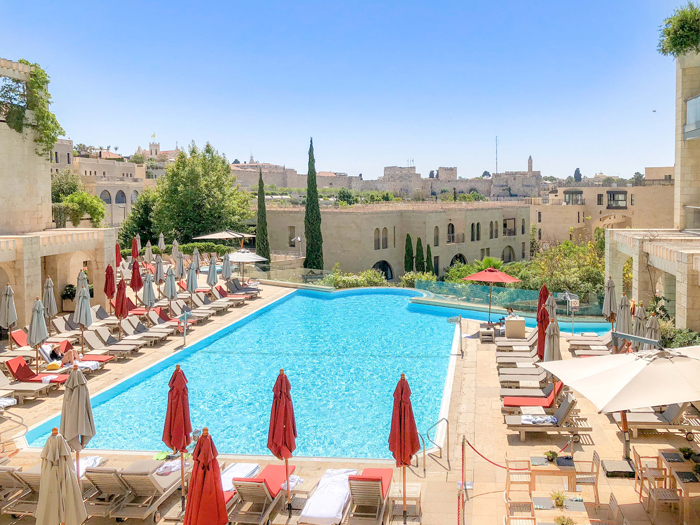 Hôtels de Luxe àJerusalem